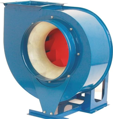 Вентилятор радиальный ВР 80-75 №3.15 взрывозащищенный из алюминиевых сплавов, исполнение 1, Дк=Дн,